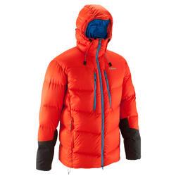 保暖羽绒夹克 MAKALU II - 红色