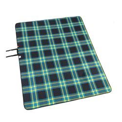 野外露营地毯 XL 号 蓝色
