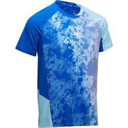 球拍类运动快干透气男士短袖T恤 ARTENGO Dry 860