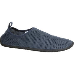 浮潜鞋 100 - 深灰色