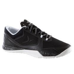 健身运动缓震耐磨稳定女士有氧健身综合训练鞋 DOMYOS WE900