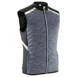 男式跑步运动无袖保暖背心