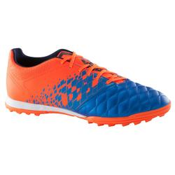 Agility 500 HG Adult Hard Pitches Football Boot - Blue/Orange