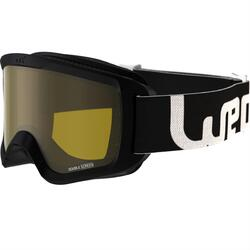 滑雪运动防风防雾防雪盲成人青少年滑雪护目镜 WED'ZE SNOW 300