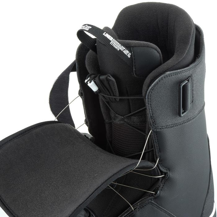 男式全地形单板滑雪鞋 Men's Foraker 500 - 2Z Cable Lock black