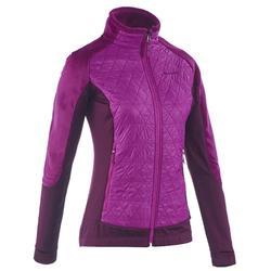 户外运动保暖女式摇粒绒外套 QUECHUA SH500W