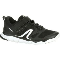 PW 540 儿童健走鞋-黑色/白色