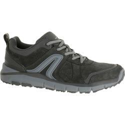 HW 540男士牛皮健步鞋- 灰色