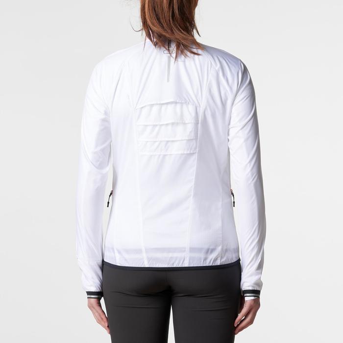 KALENJI KIPRUN 女式跑步防风夹克 白色