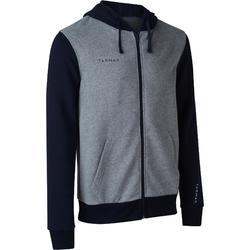 篮球运动保暖连帽开衫卫衣男士夹克衫 TARMAK B300-jacket