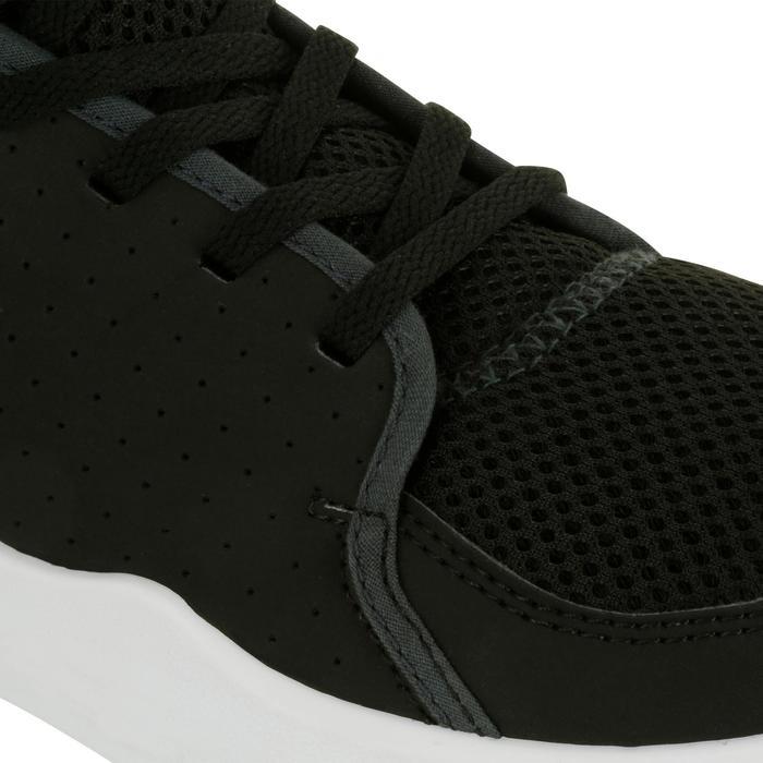 成人篮球鞋Shield 100 适用于初学者- 黑色