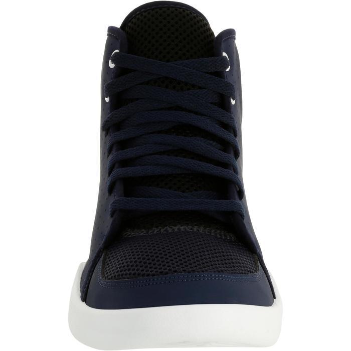 成人篮球鞋Shield 100 初学者- 蓝色