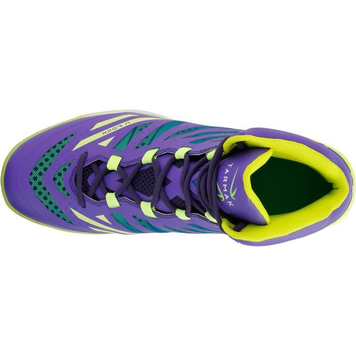 成人篮球鞋Fast 700- 蓝色/紫色