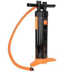 三动式高压立式桨板双动手动泵20 psi - Orange