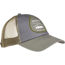 垂钓遮阳帽Fishing cap-1 GREY