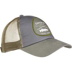 垂钓遮阳帽Fishing cap-1 GREY