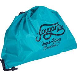马术运动轻便 简易 可收纳头盔袋 FOUGANZA