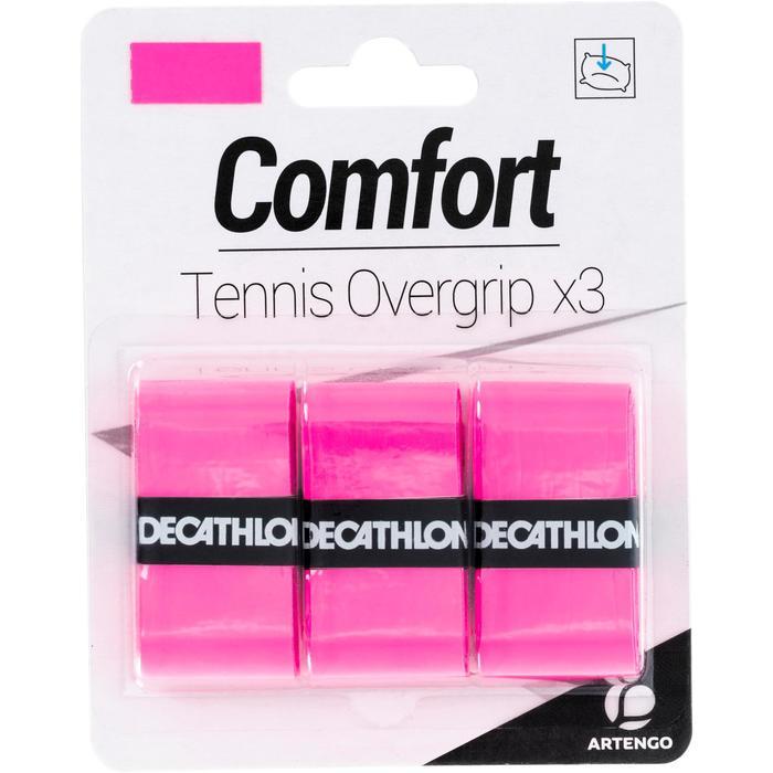 网球粘性吸汗带-粉