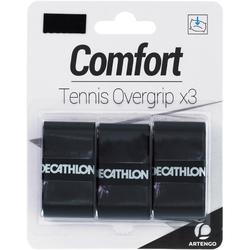 网球舒适吸汗带-黑色