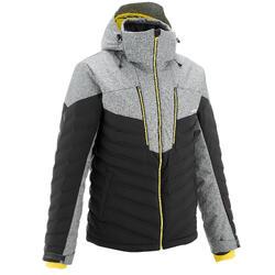 男式滑雪夹克Ski-P 900 Downhill - Grey