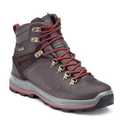 户外运动防水女式高帮登山鞋 QUECHUA Quechua Forclaz 600 women's waterproof hiking boots