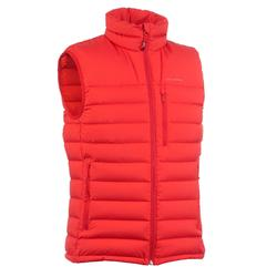 户外登山保暖轻盈男式羽绒马甲背心 QUECHUA Forclaz 700 men's hiking Gilet (sleeveless down jacket)