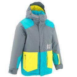 滑雪运动保暖防水透气  男童儿童青少年夹克外套 WED'ZE Free 300