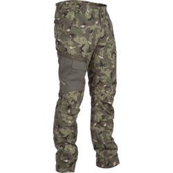荒野探险耐磨迷彩男士长裤 SOLOGNAC Trousers 900