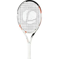 TR990 25 Girls' Tennis Racket - White/Pink