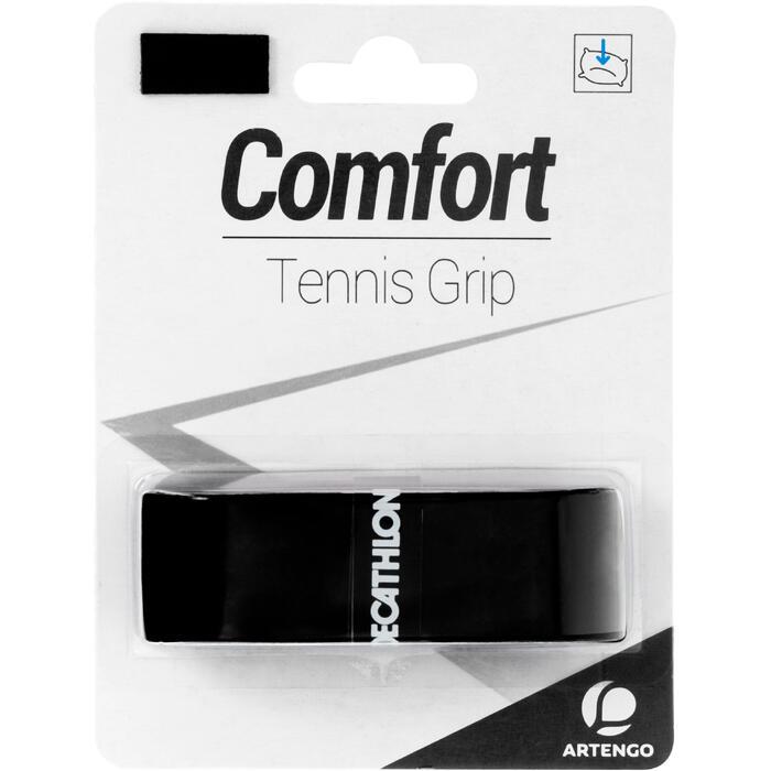 网球吸汗带 - 黑色