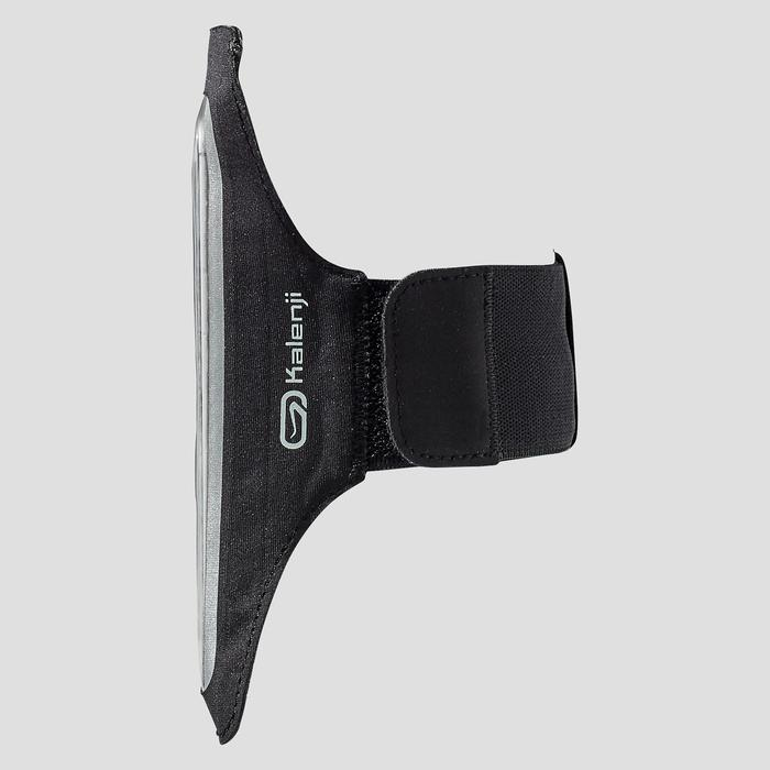 智能手机跑步大号臂袋-黑色