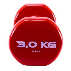 普拉提与基础塑形哑铃 x 2,3公斤