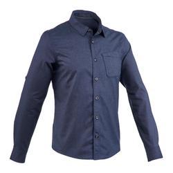 ARPENAZ 100 保暖衬衫 - 海军蓝 男式