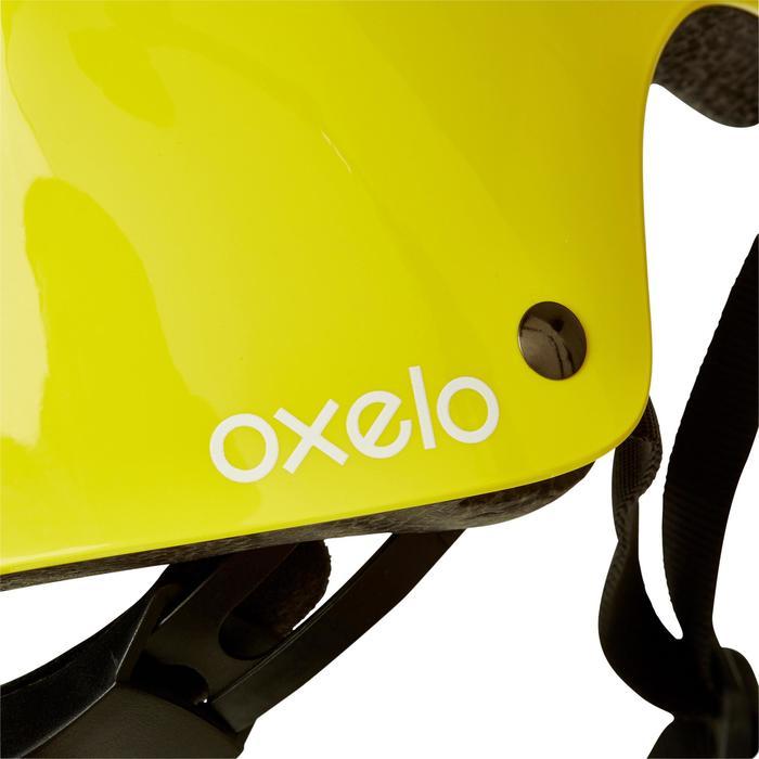 直排轮滑板滑板车自行车头盔Play 3 - Yellow