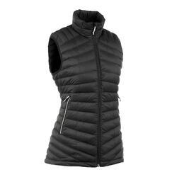 TREK 100 DOWN女式保暖羽绒无袖夹克 - 黑色