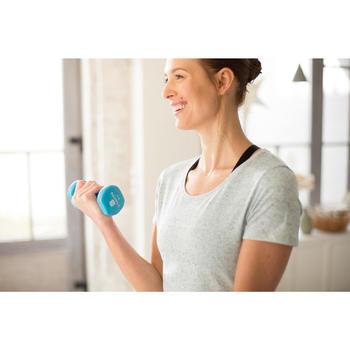普拉提塑形锻炼附件 哑铃 (一对) - 1公斤