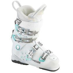 滑雪运动女士双板滑雪鞋 WED'ZE WID 500