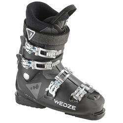 男式双板滑雪鞋Wid 300 Downhill - Black