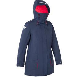 航海运动防水保暖防风女士夹克外套 TRIBORD 500