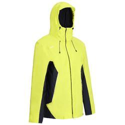 男式航海防水夹克100系列- Yellow