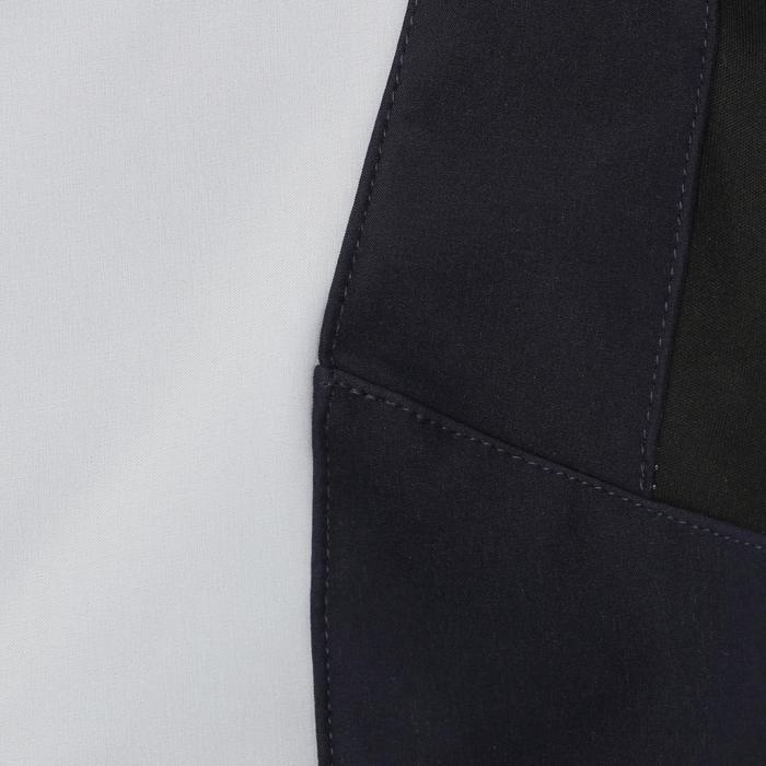 男子航海软壳夹克Cruise - Grey / Blue
