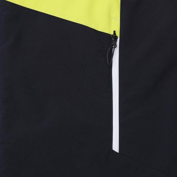 男式航海软壳夹克Cruise - Yellow/Blue