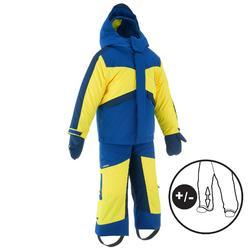 滑雪运动保暖儿童连体服/套装 WED'ZE