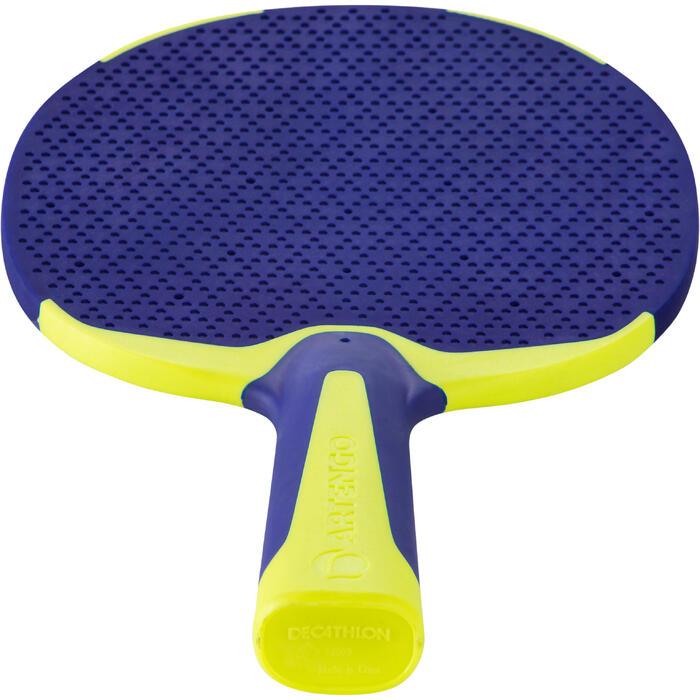 室外趣味乒乓球拍FR130 / PPR 130 - 靛蓝色
