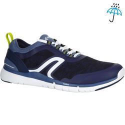 步行运动防泼水耐磨舒适男士步行鞋休闲鞋 NEWFEEL PW 580