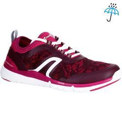PW 580女士防泼水健走鞋 - 紫色/粉色