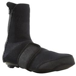骑行鞋套 100 - 黑色