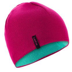 滑雪运动正反两用儿童滑雪帽 WED'ZE REVERSE CHILDREN'S SKI HAT