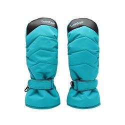 滑雪运动保暖防水袖口可调节成人手套 WED'ZE slide 300