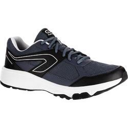 男式抓地型缓震慢跑鞋
